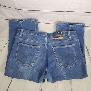LEVIS ORANGE TAB jeans waist 36 unisex vintage